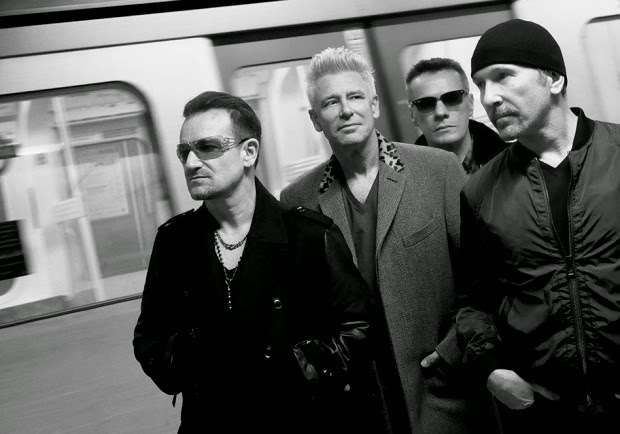 Why did U2 call their albums Songs of Innocence and Experience