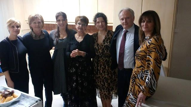 Ο Πολιτιστικός Σύλλογος Γυναικών Πυργέλλας έκοψε την Πρωτοχρονιάτικη πίτα του