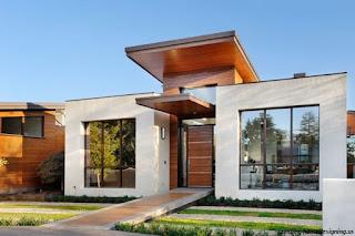 29+ Model Rumah Sederhana yang Enak untuk Tempat Tinggal Keluarga