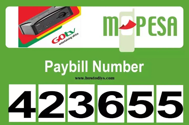 How To Pay For Your GOtv Kenya Subscription Via M-Pesa