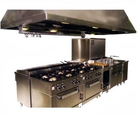 Cocinas industriales familiares for Fabrica de muebles de oficina zona oeste
