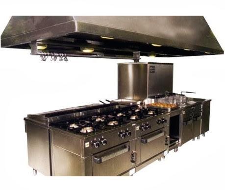 Cocinas industriales familiares for Fabrica de muebles zona oeste
