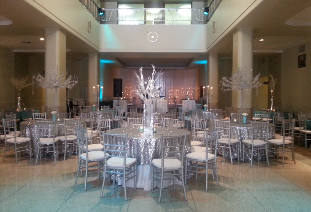 Lyceum Ballroom Wedding Venue