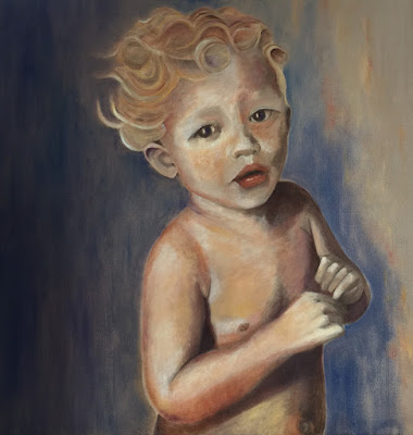 Children Portrait Painting