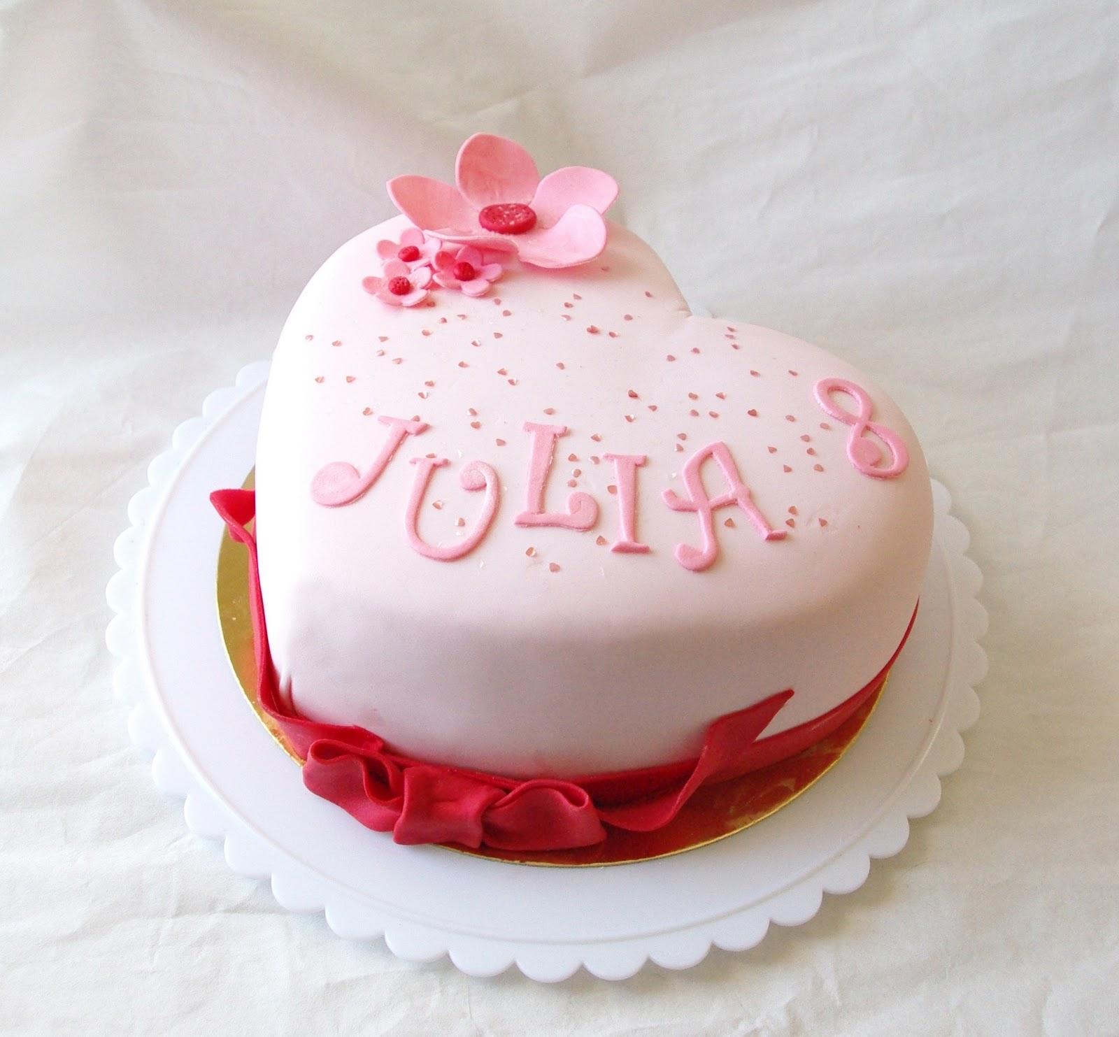 grattis julia Hannas a Piece of Cake: Hjärta till Julia! grattis julia