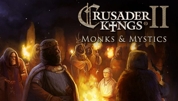 CRUSADER KINGS II MONKS AND MYSTICS-CODEX