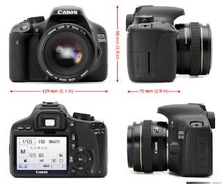 Daftar Harga Kamera Canon Terbaru 2016