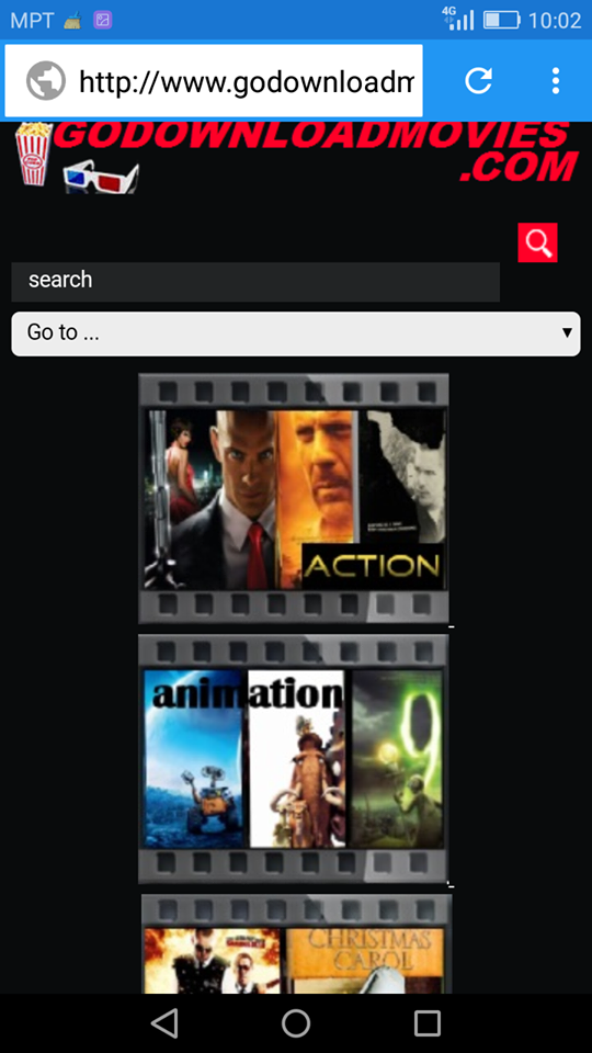 Latest Movies Downloader