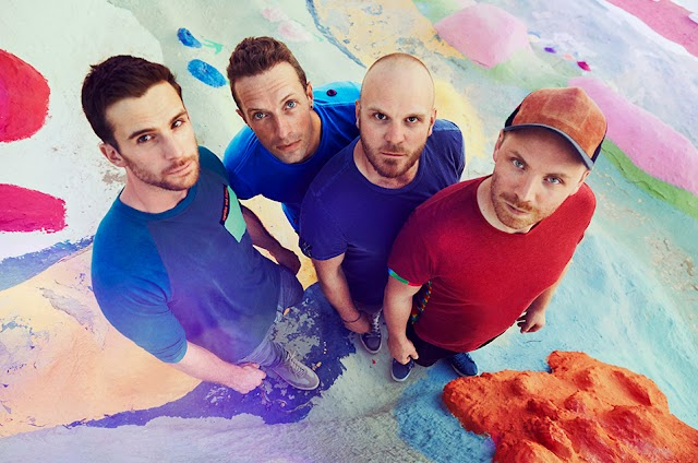 """Coldplay anuncia lançamento de documentário """"A Head Full of Dreams"""""""