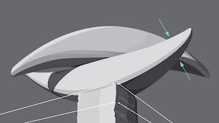 Dasar-dasar desain grafis Form atau Rupa sculpt vector