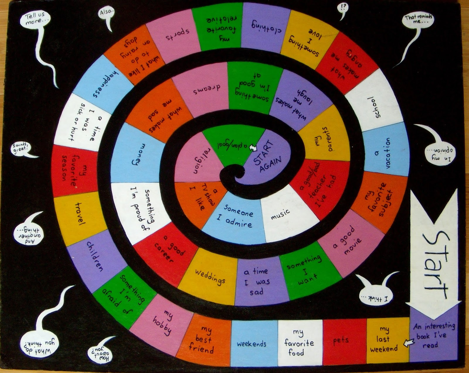 learn english today esl games talking boards