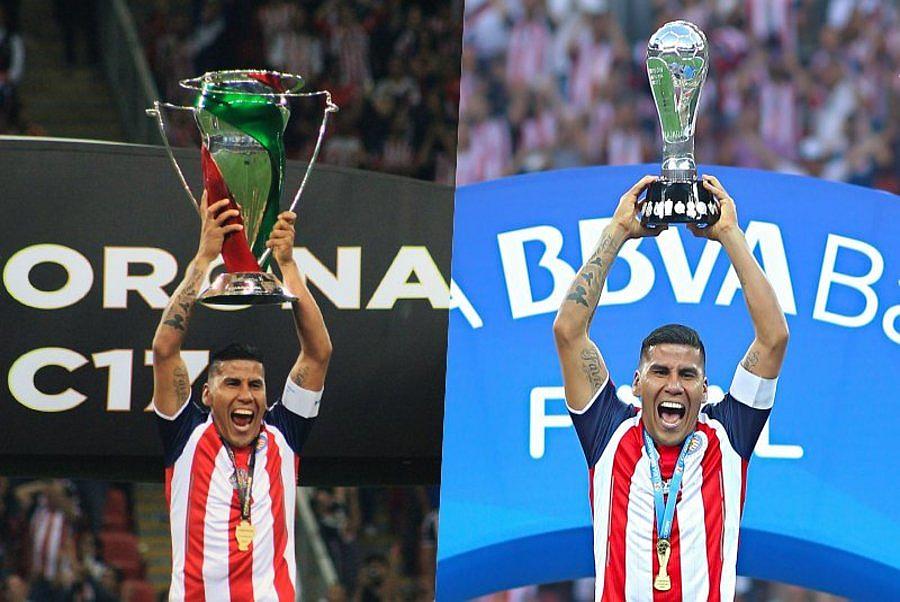 Chivas es el primer equipo en conseguir doblete (Liga MX y Copa MX) desde la Temporada 94-95.