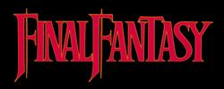 Final Fantasy logo 1990