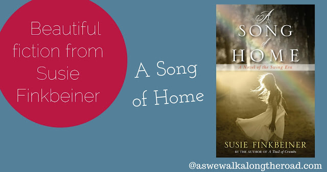 Review of Christian Fiction A Song of Home
