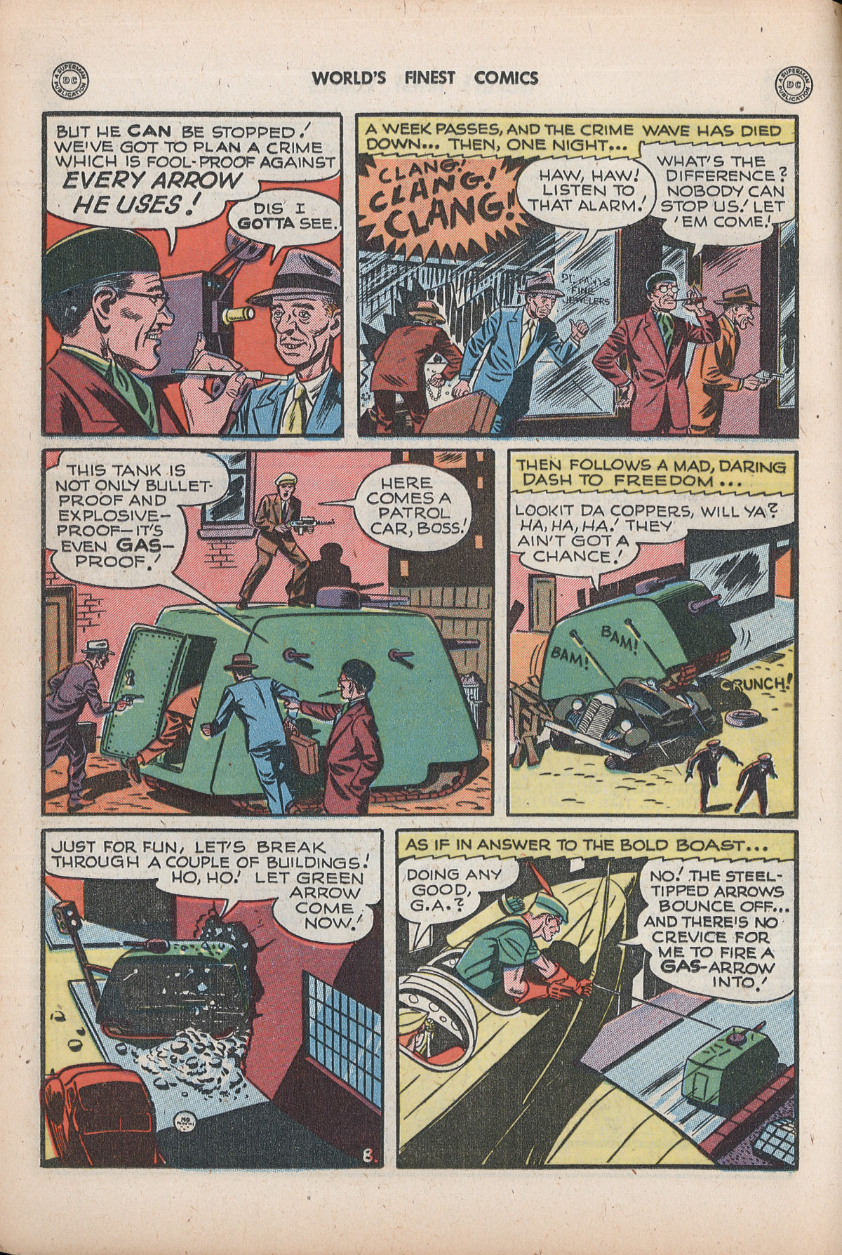 Read online World's Finest Comics comic -  Issue #32 - 24