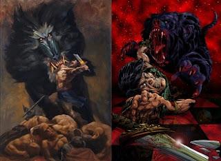 Conan Főnix a kardon páviánember
