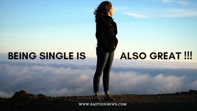 Being Single Is Also Great !!!