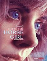 Poster de La chica que amaba a los caballos