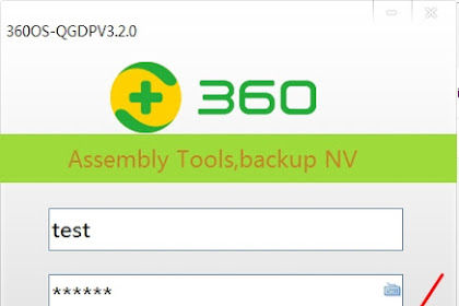 Cara Flash Advan S6 Model i55D Dengan QGDP 100% Tested