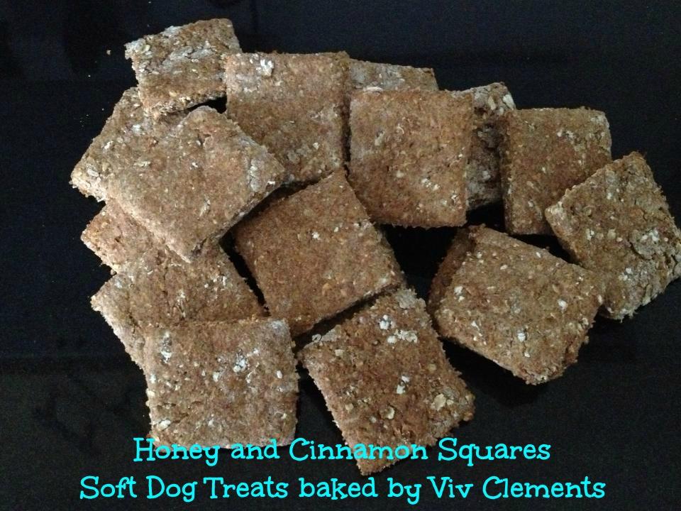 Frosting Fran: Soft Dog Treats