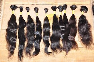 SRIDEVI BHARATI ENTERPRISES  human hair exporters  tirupati