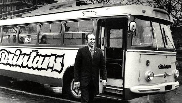 Троллейбус Риги СССР маршрут 4