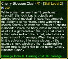 naruto castle defense 6.3 Cherry Blossom Clash detail