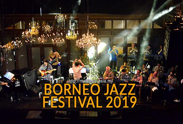 2019 Borneo Jazz Festival