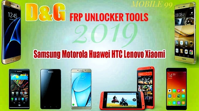 D and G Unlocker Tools For All FRP Locks Latest Version Free Download