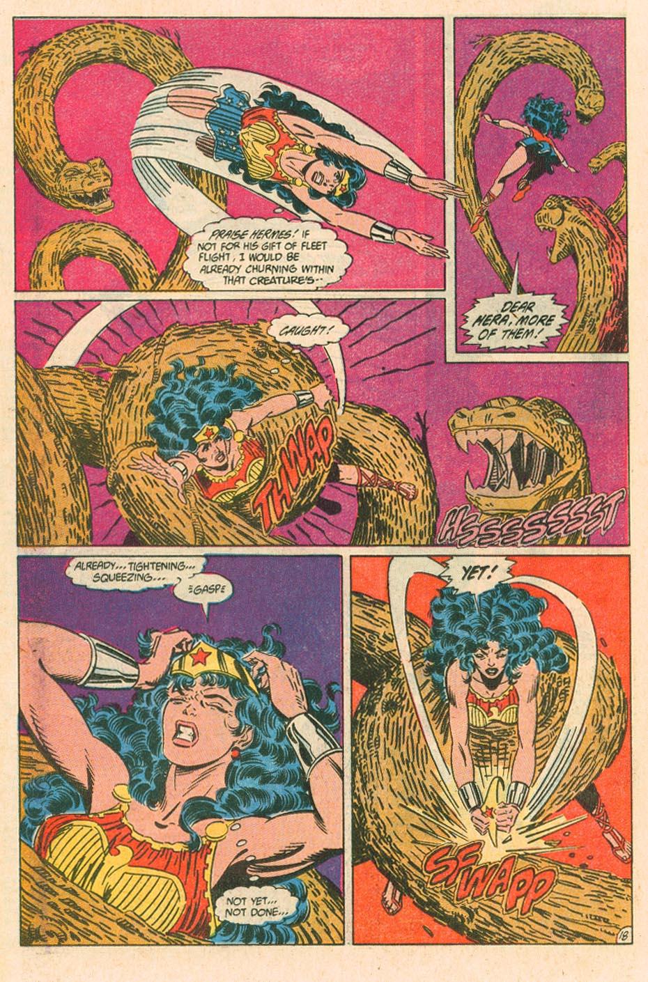 Read online Wonder Woman (1987) comic -  Issue #38 - 19