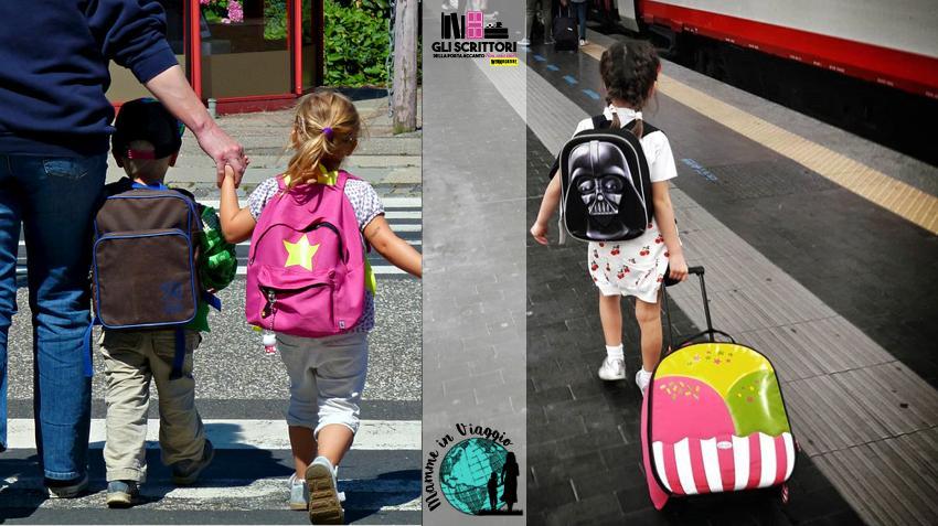 La valigia dei bambini: come prepararla al meglio?