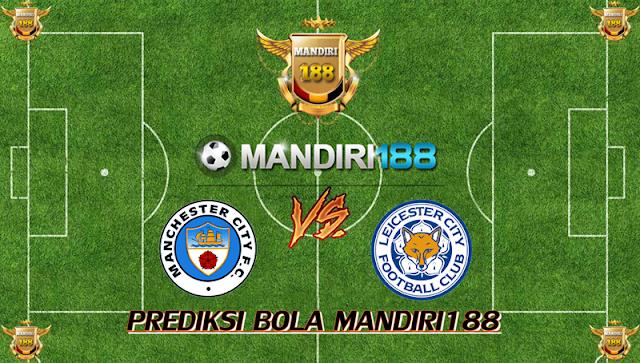 AGEN BOLA - Prediksi Manchester City vs Leicester City 11 Februari 2018