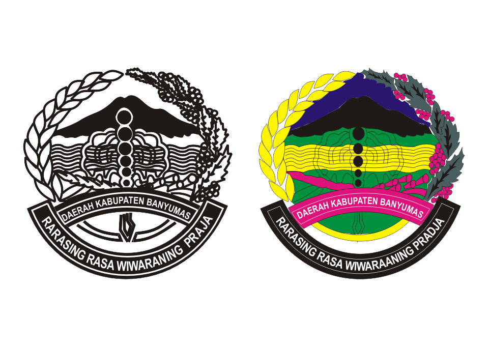 Download Logo Kabupaten Banyumas Vector