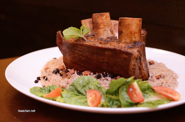 Heavenly Beef Short Ribs (RM300)