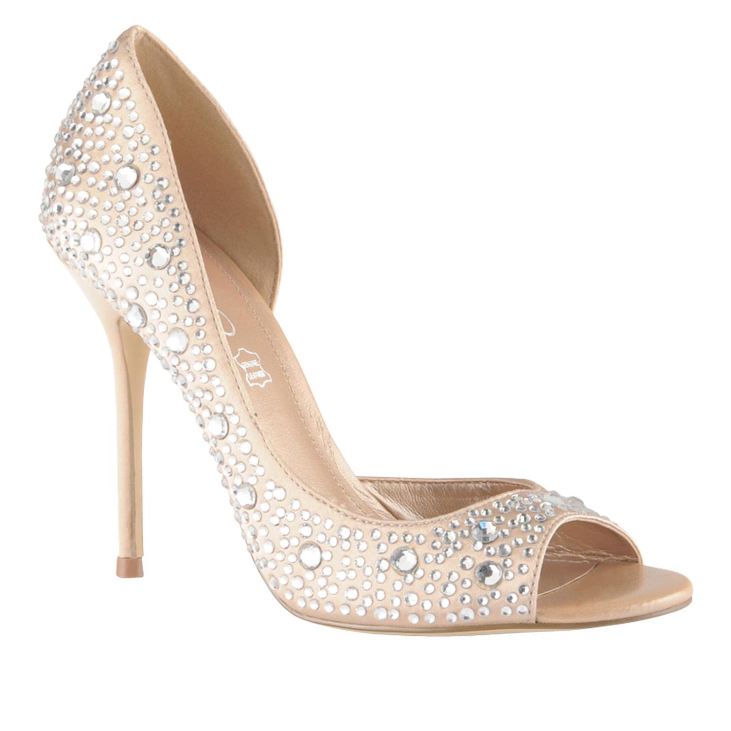 Bridal Shoes Aldo: A Pretty Pair To Brighten Up Your Day...Aldo