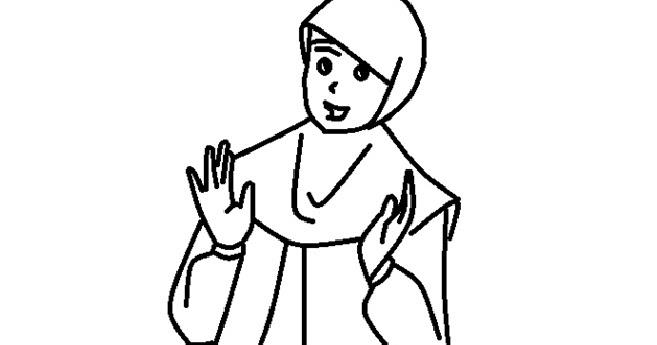 Mewarnai Gambar Gambar Kartun Anak Sekolah Besthanukkahgiftsco
