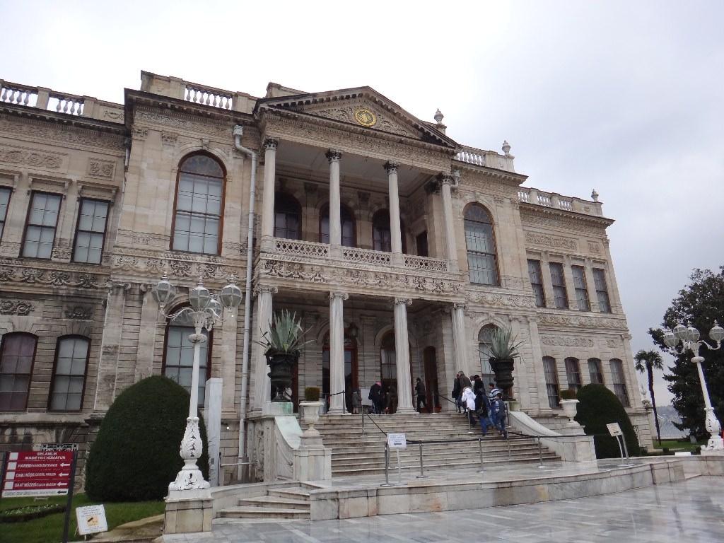 Palácio Dolmabahçe Turquia