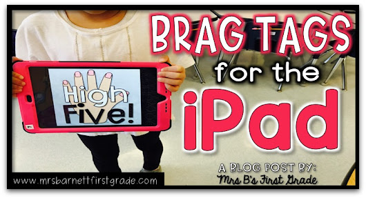 Brag Tags for the iPad