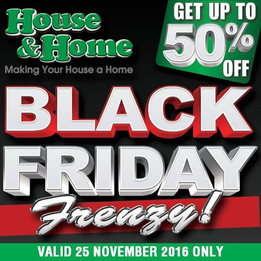 Blackfriday House Home Black Friday Hot Deals In South