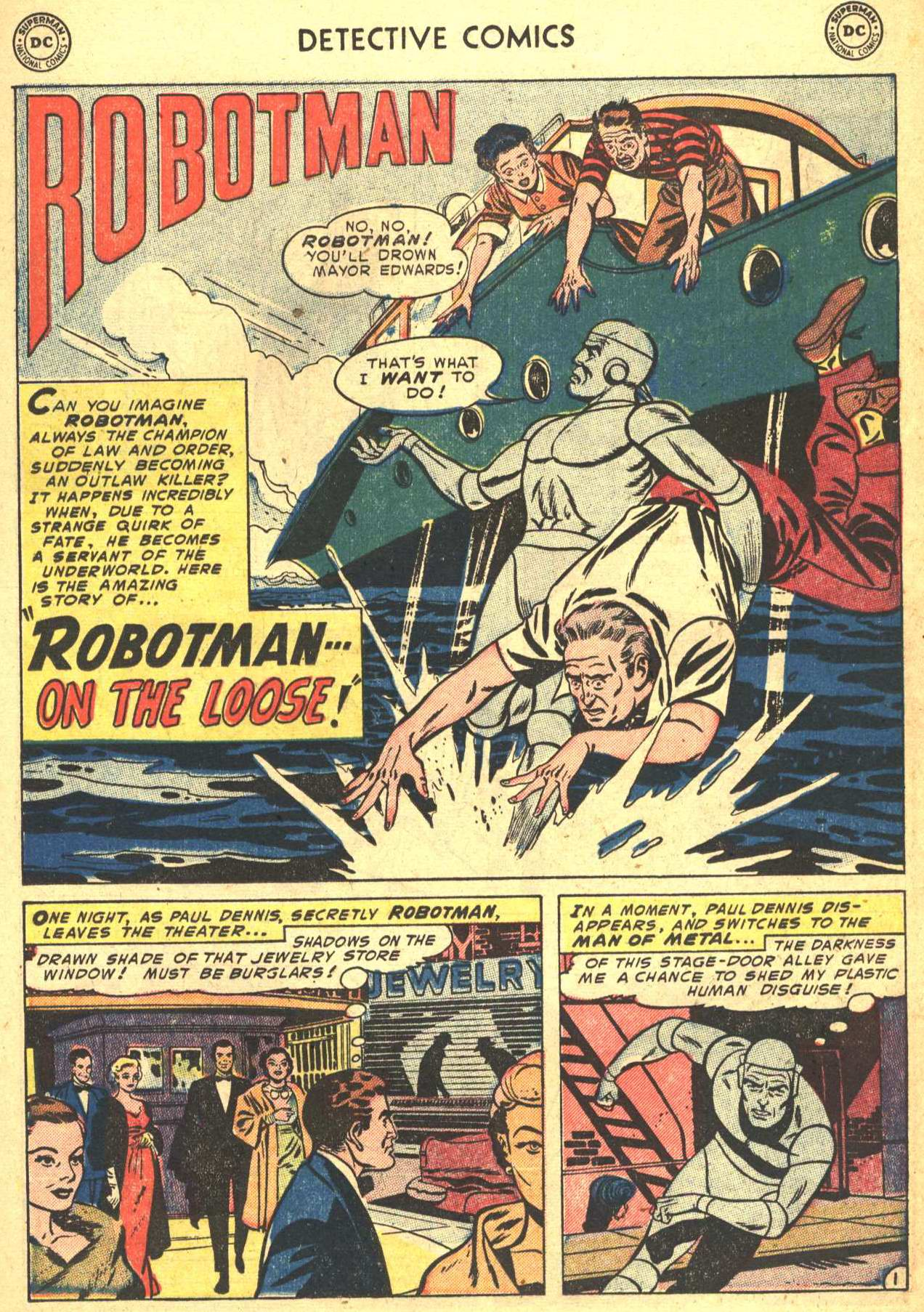 Detective Comics (1937) 198 Page 16