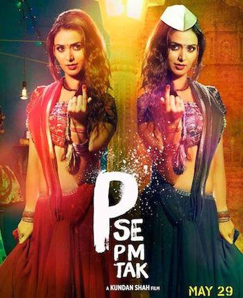 P Se PM Tak (2015) Hindi WEB HDRip 720p 900mb