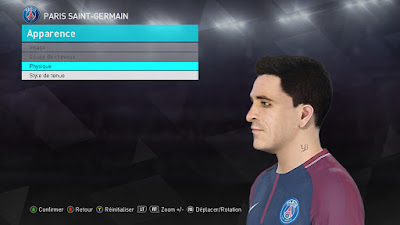 PES 2018 Faces Yuri Berchiche by Facemaker Tiitoo