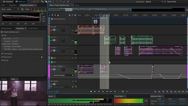 10 Aplikasi Editing Audio Terbaik 2018 6