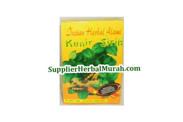 Instan Herbal Alami Kunir Sirih
