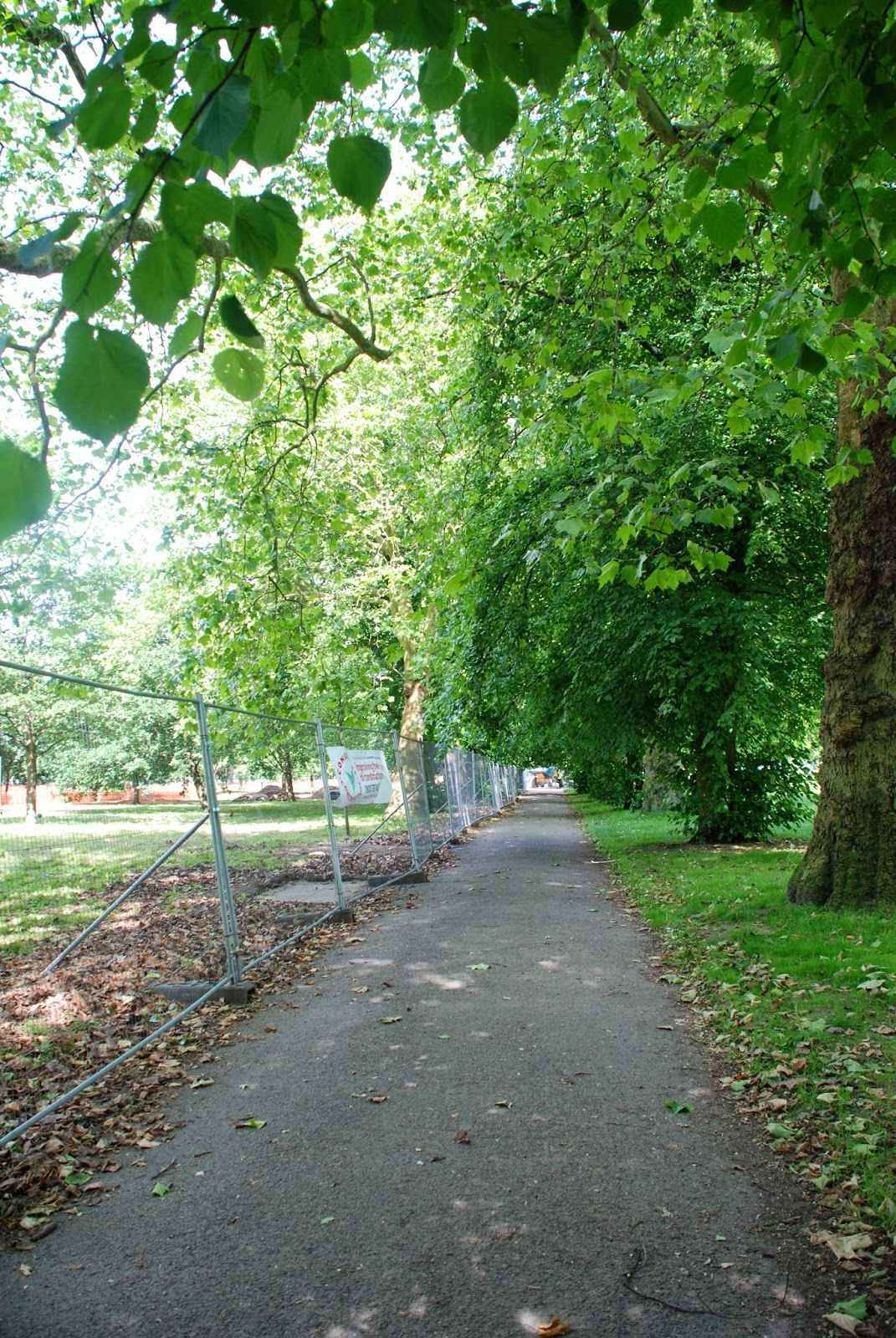 Walpole Park, Ealing, London
