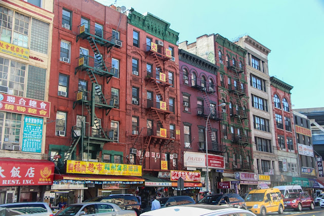 China Town, Manhattan