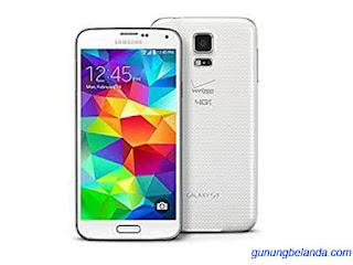 Cara Flashing Samsung Galaxy S5 (Verizon) SM-G900V
