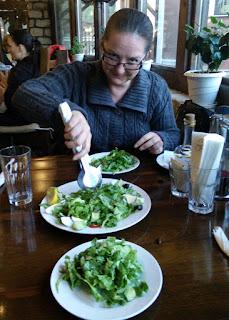 It's back to salad season