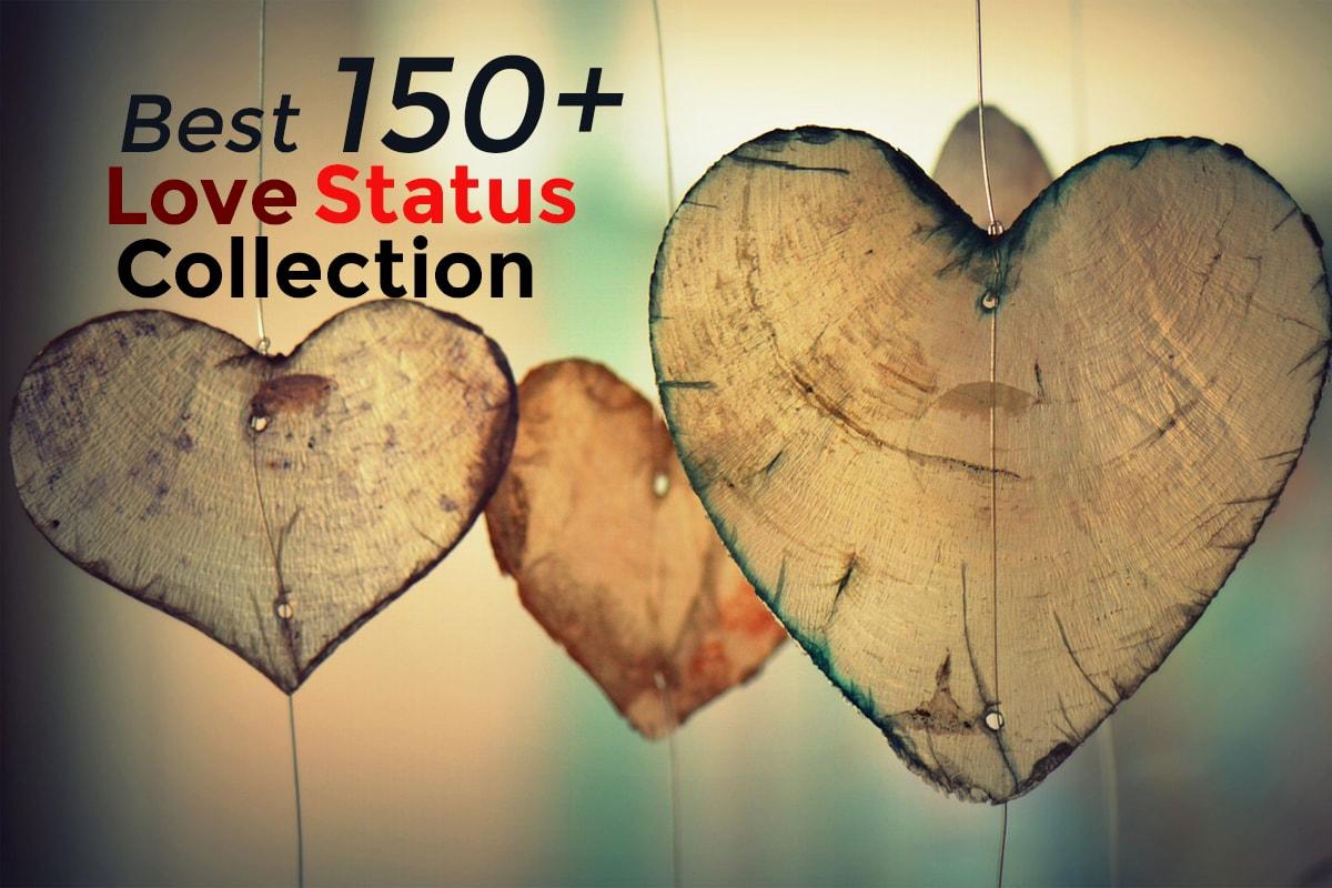 Top 150 + Love Status in Hindi