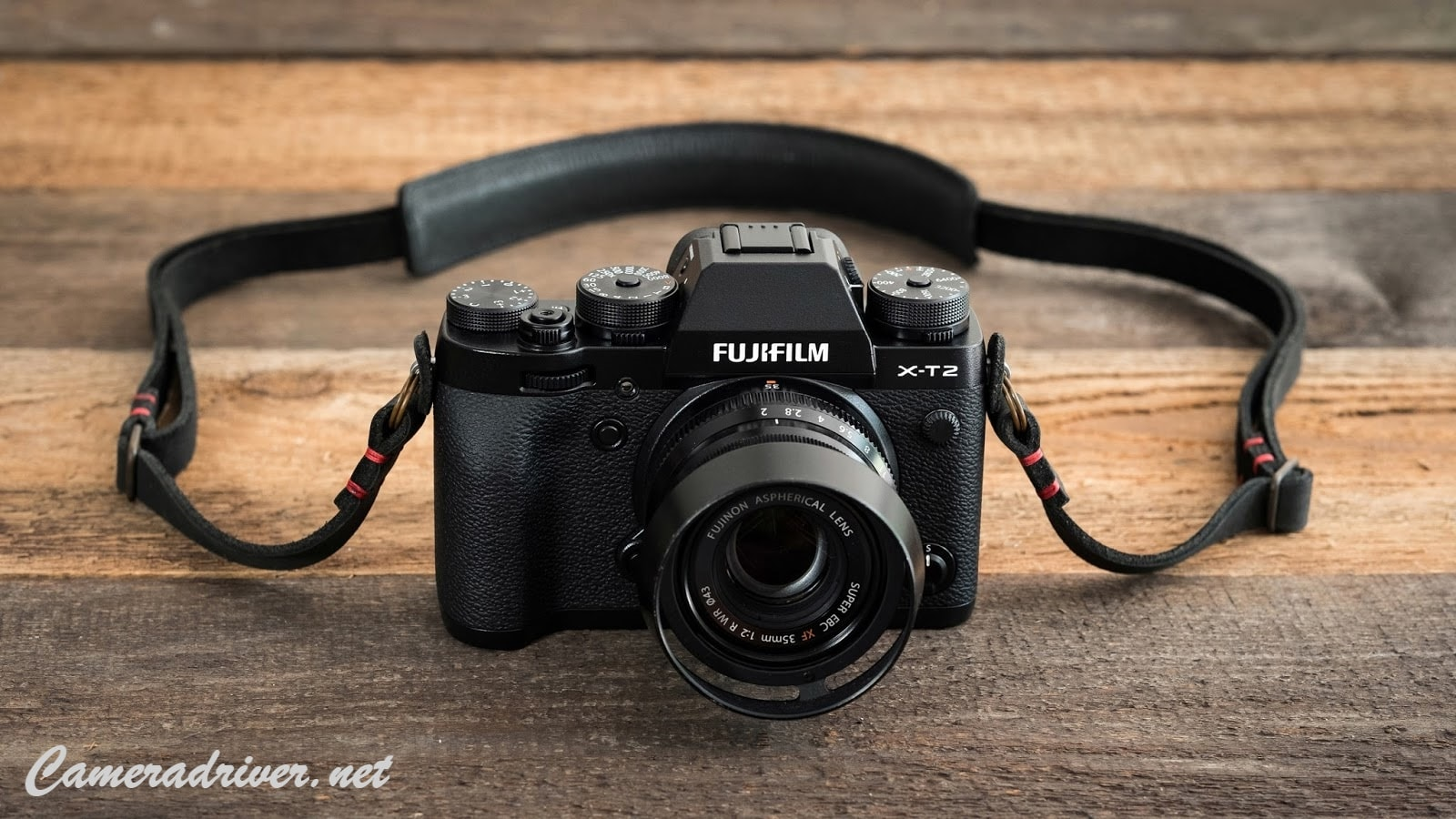 Fujifilm X-T2 Firmware Update Version 3.00